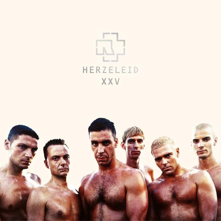 RAMMSTEIN Herzeleid (XXV Anniversary Limited Edition) (remastered) CD Digipack 2020