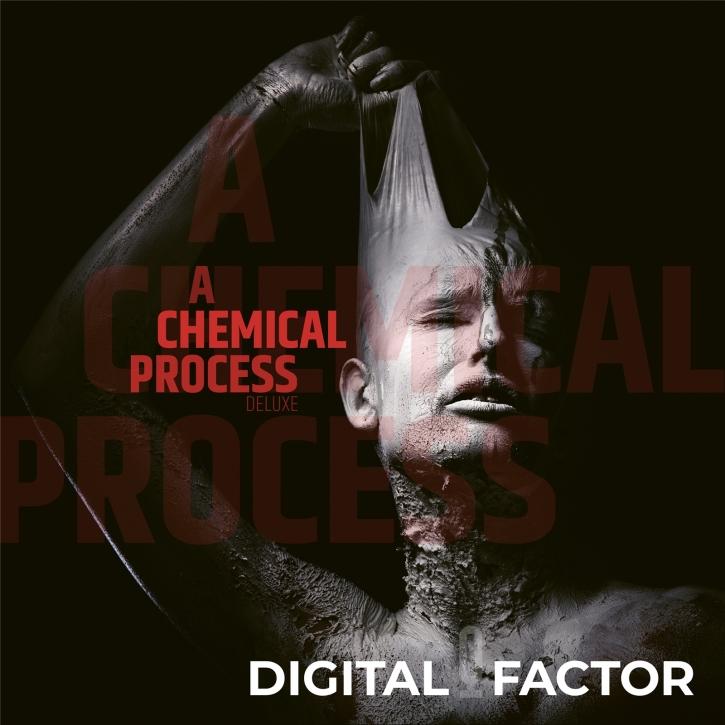 DIGITAL FACTOR a chemical process (deluxe) CD Digipack 2021