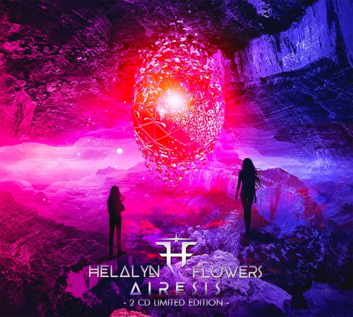HELALYN FLOWERS Airesis LIMITED 2CD Digipack 2021