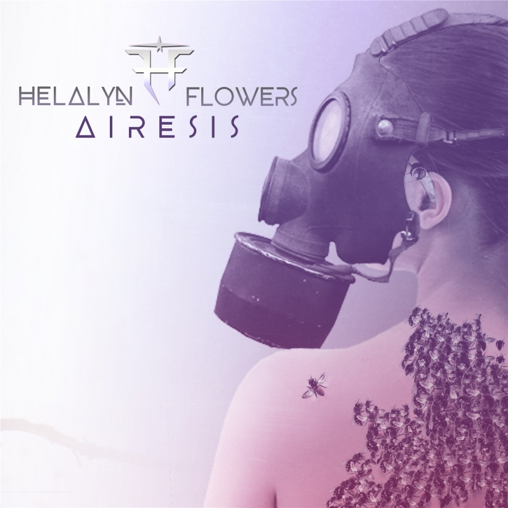 HELALYN FLOWERS Airesis CD Digipack 2021
