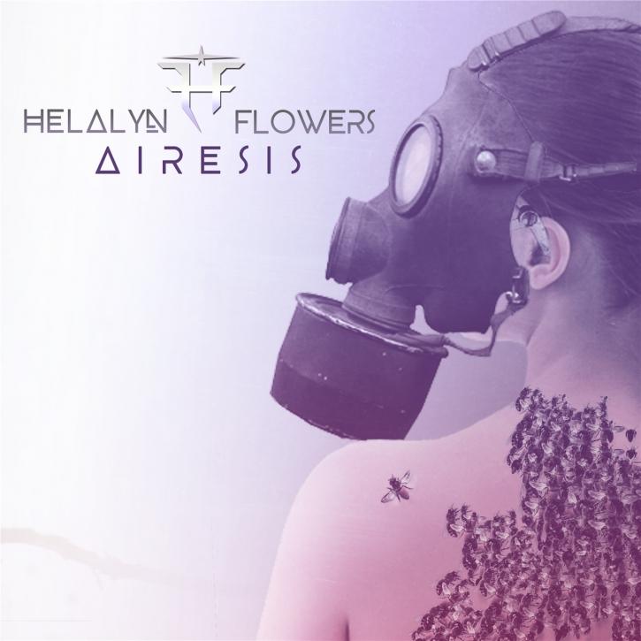 HELALYN FLOWERS Airesis CD Digipack 2021 (VÖ 19.02)