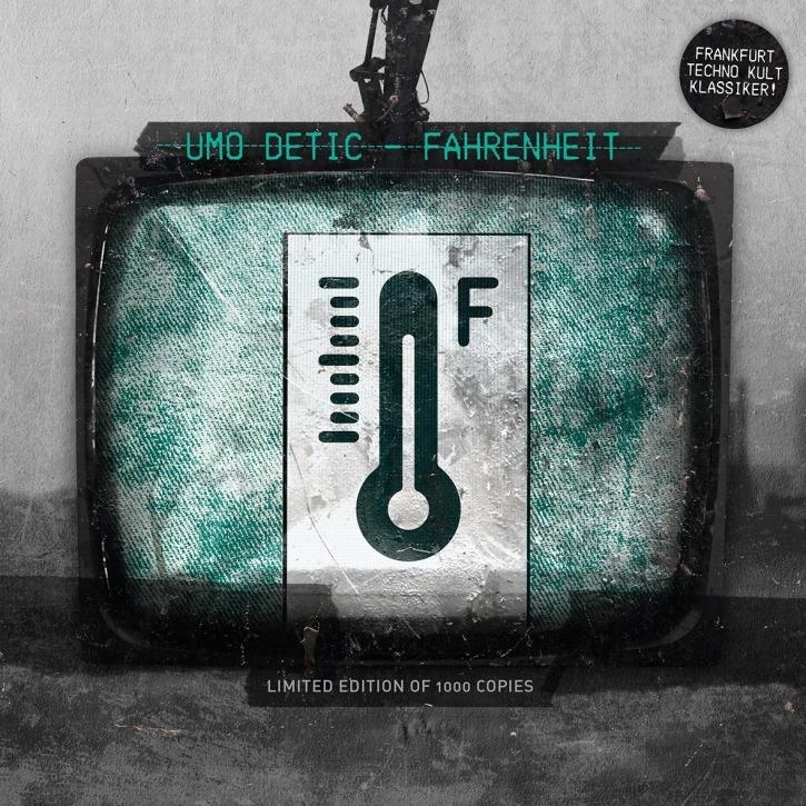 UMO DETIC Fahrenheit CD 2021 LTD.1000 PART 42