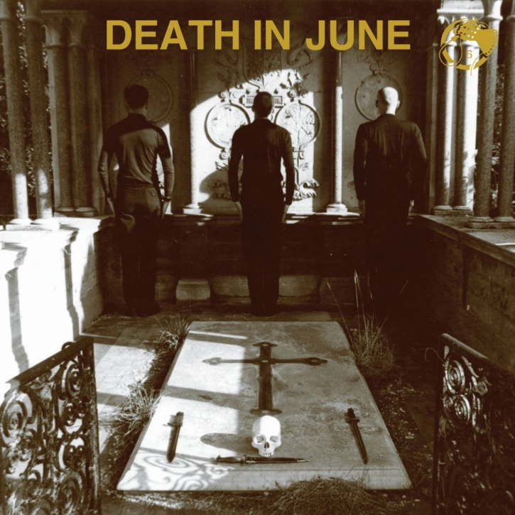 DEATH IN JUNE Nada Plus 2LP VINYL 2011