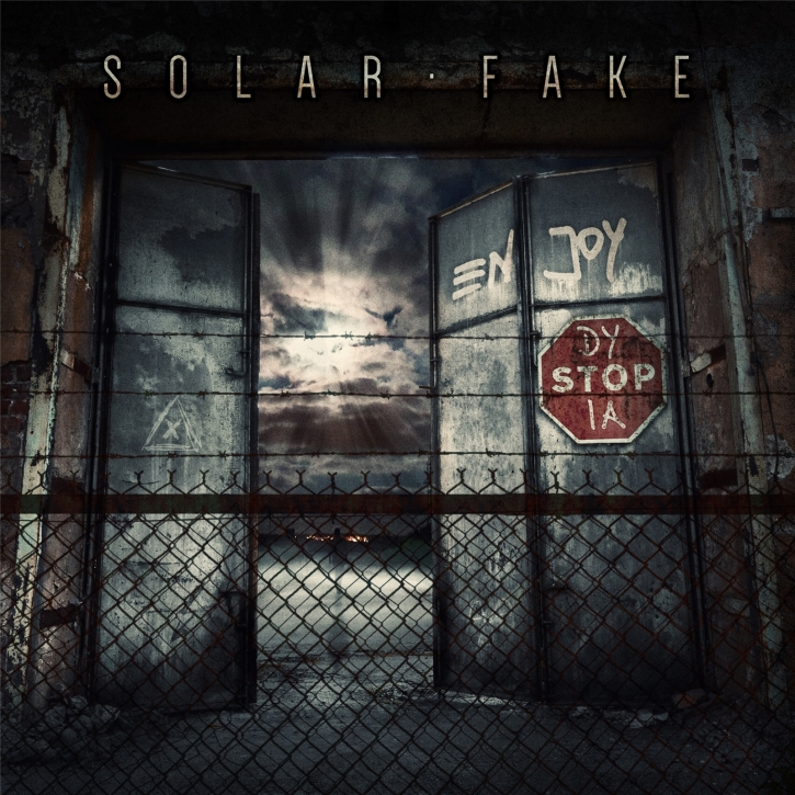 SOLAR FAKE Enjoy Dystopia CD 2021