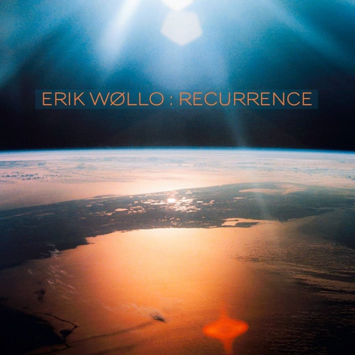 ERIK WOLLO Recurrence CD Digipack 2021