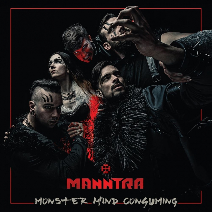MANNTRA Monster Mind Consuming CD Digipack 2021