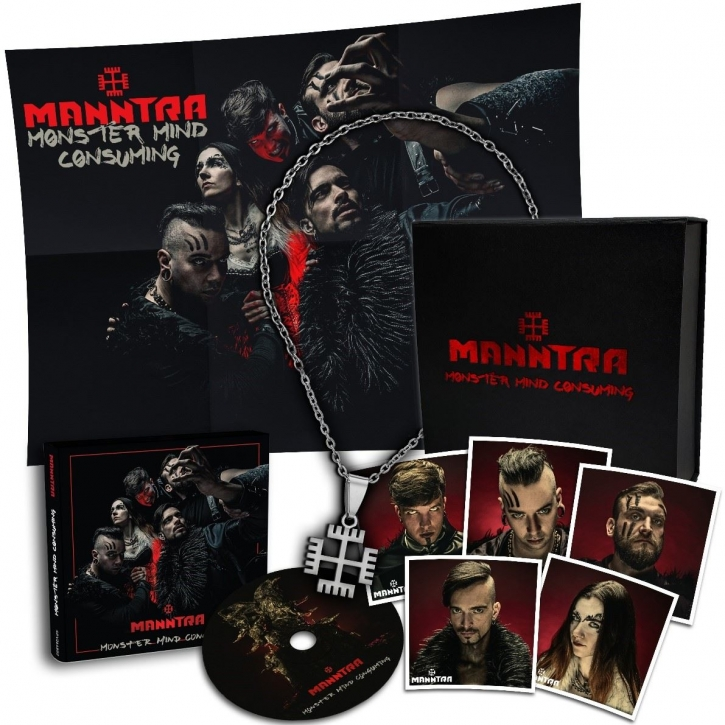 MANNTRA Monster Mind Consuming LIMITED FANBOX 2021 (VÖ 26.03)