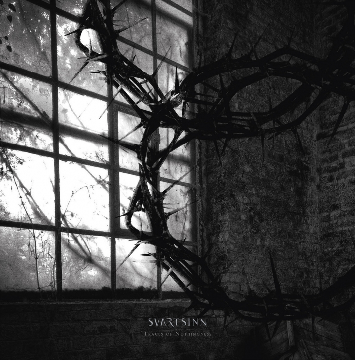 SVARTSINN Traces of Nothingness [+4 bonus] CD Digipack 2020 LTD.300