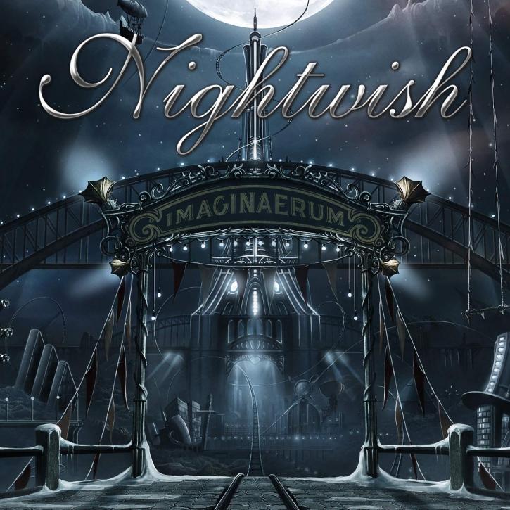 NIGHTWISH Imaginaerum 2LP VINYL 2011