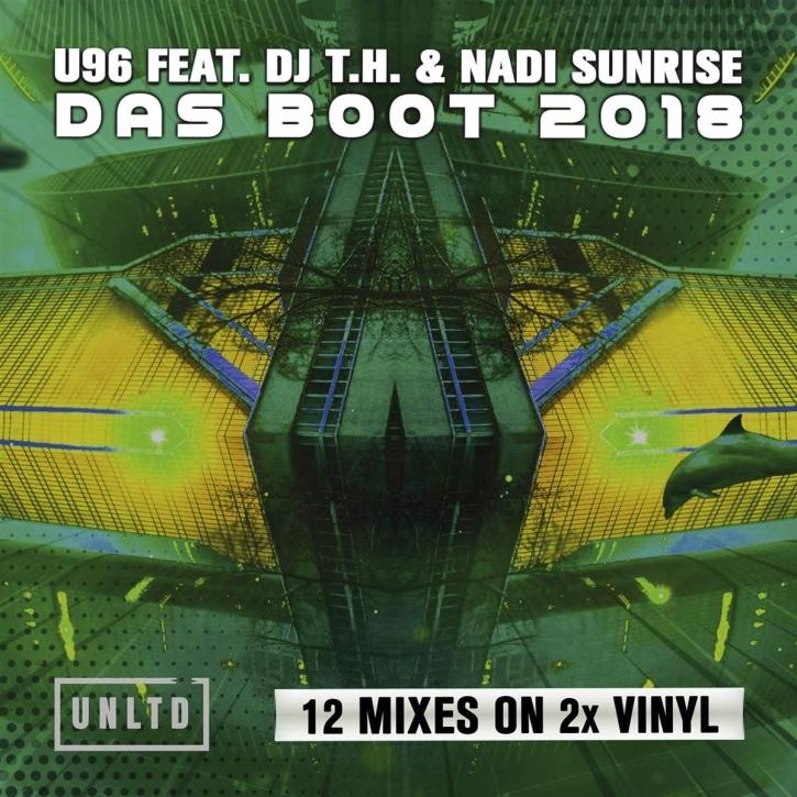 U96 / DJ T.H. / Nadi Sunrise Das Boot 2018 2LP COLORED VINYL 2018