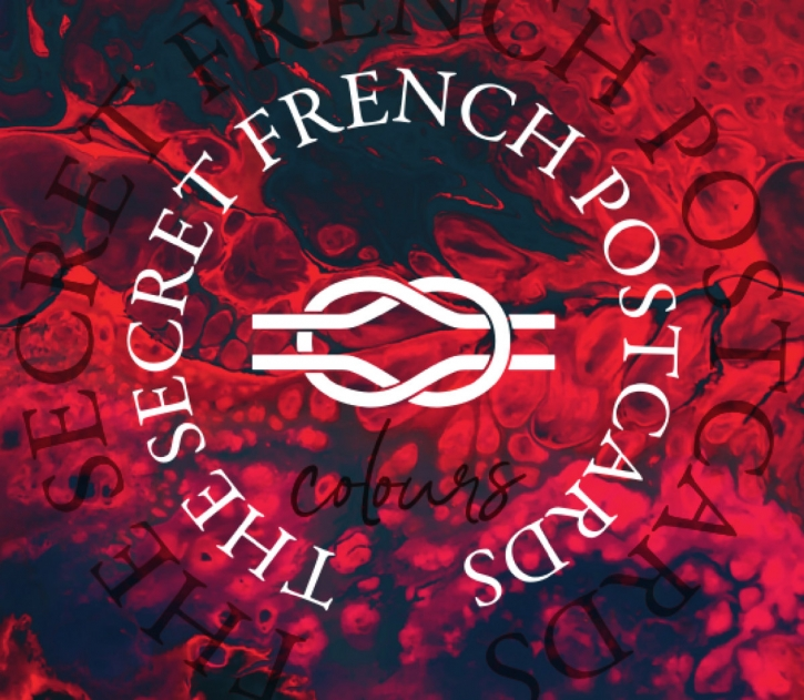 THE SECRET FRENCH POSTCARDS Colours CD Digipack 2021