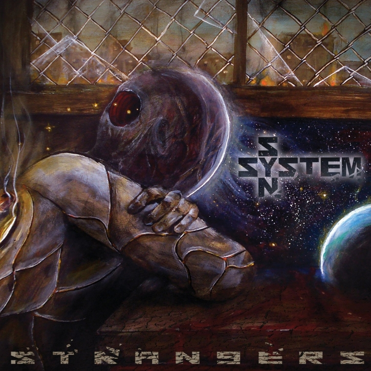 SYSTEM SYN Strangers (US Edition) CD 2010