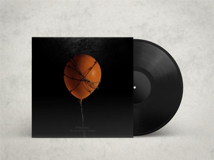 STUNDE NULL Wie laut die Stille schreit LP GATFOLD BLACK VINYL 2021 (VÖ 29.01)
