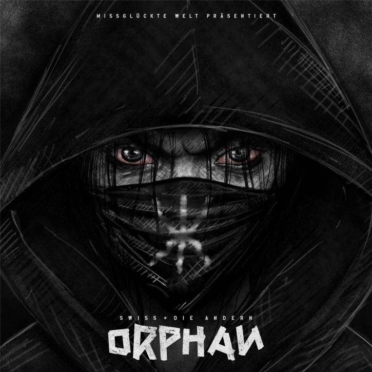 SWISS & DIE ANDERN Orphan CD Digipack 2021