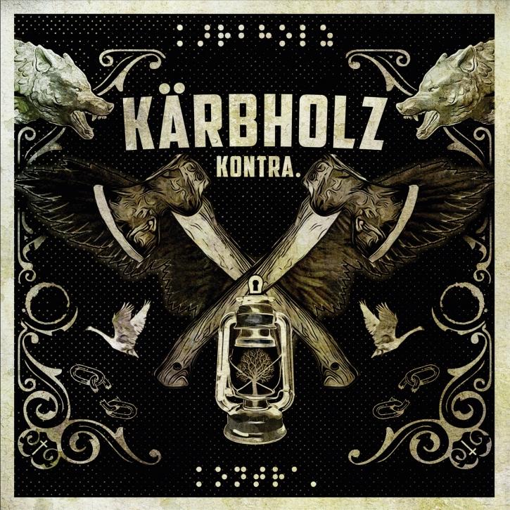 KÄRBHOLZ Kontra. CD Digipack 2021 (VÖ 29.01)