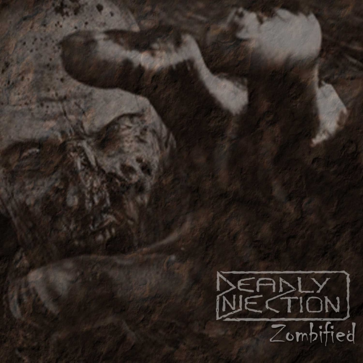 DEADLY INJECTION Zombified CD Digipack 2021 (VÖ 12.02)