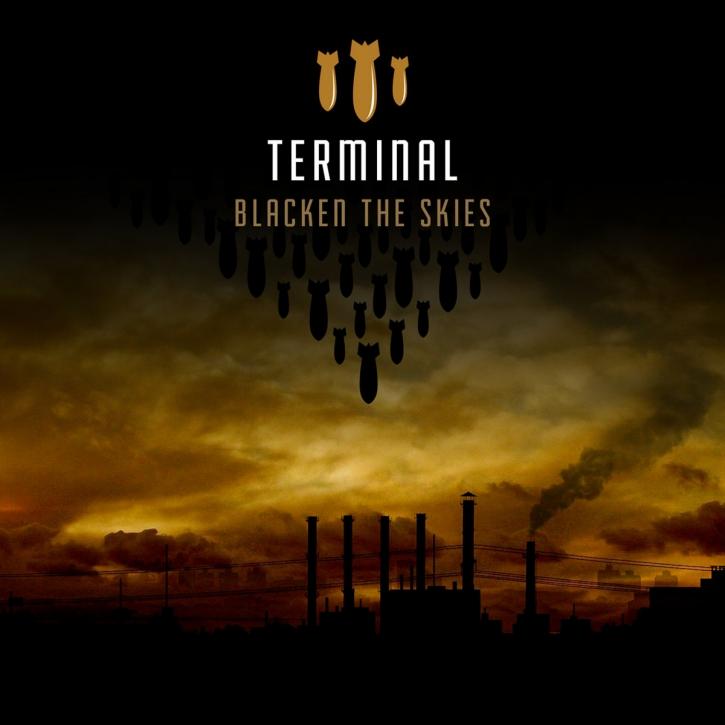 TERMINAL Blacken the Skies CD 2021 (VÖ 05.02)