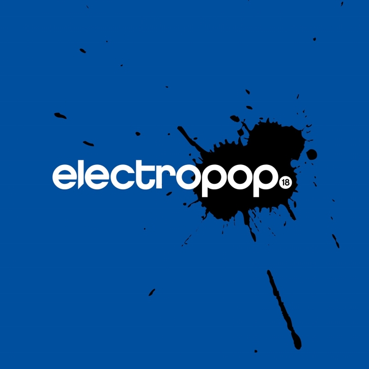 ELECTROPOP VOL.18 CD 2021 (We The North MIND MACHINE Cosmicity)