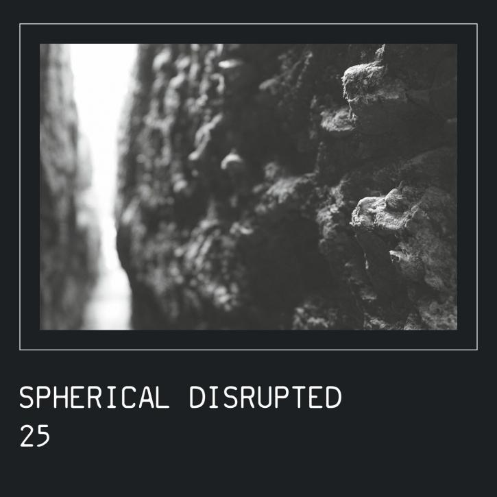 SPHERICAL DISRUPTED 25 (Future) CD Digipack 2021