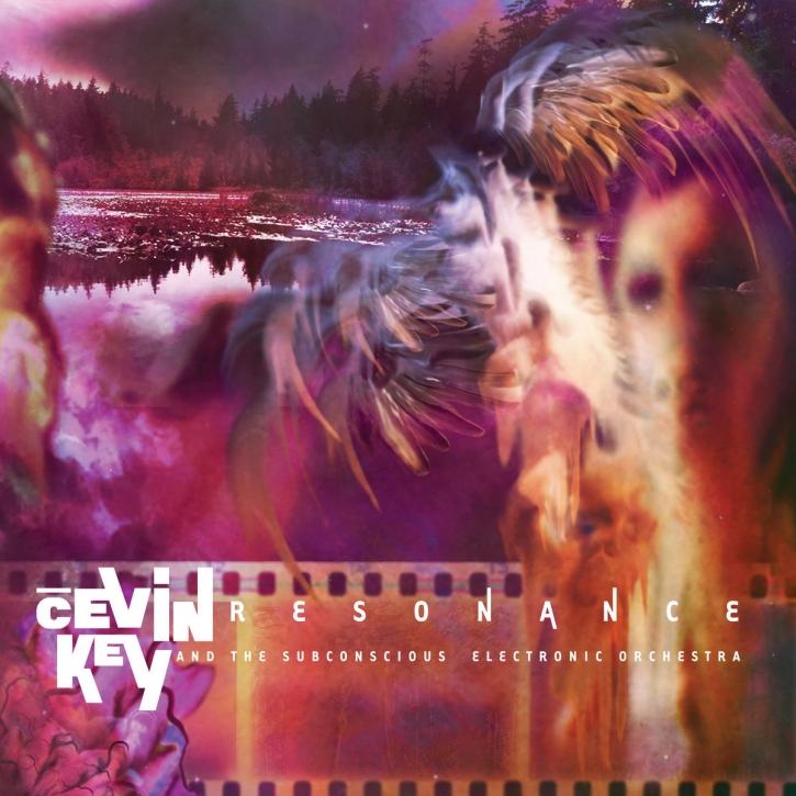 CEVIN KEY Resonance CD Digipack 2021