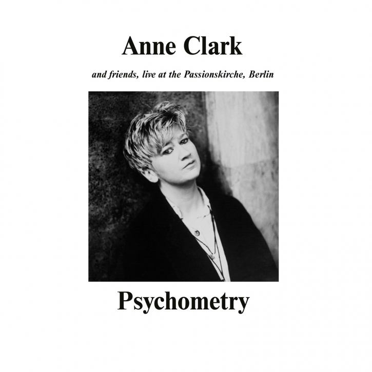 ANNE CLARK Psychometry 2LP VINYL 2021 (VÖ 05.03)