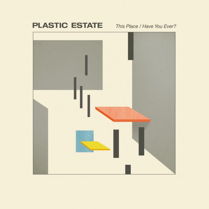 "PLASTIC ESTATE This Place LIMITED 7"" VINYL 2020"