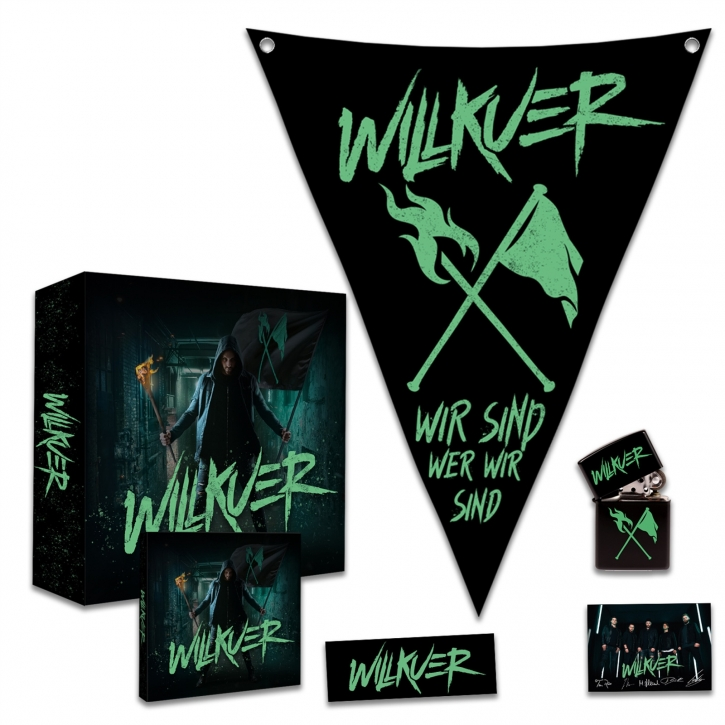 WILLKUER Willkuer LIMITED BOXSET 2021