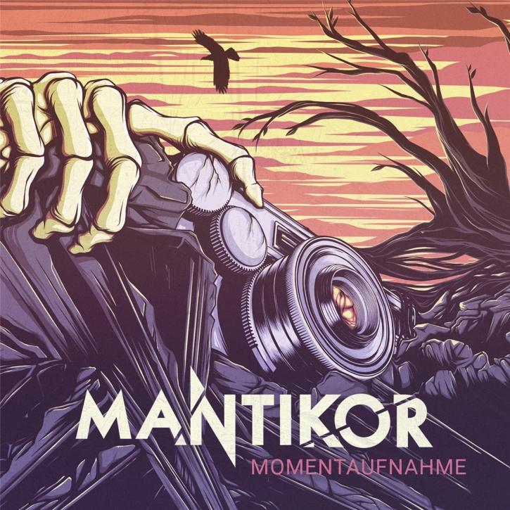 MANTIKOR Momentaufnahme CD Digipack 2021