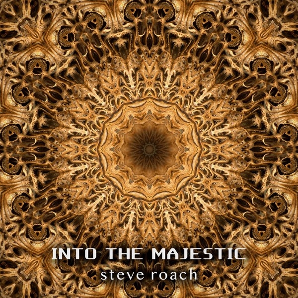 STEVE ROACH Into the Majestic CD Digipack 2021 LTD.300 (VÖ 05.03)
