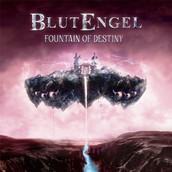 BLUTENGEL Fountain Of Destiny CD 2021 (VÖ 12.03)