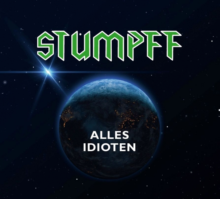 TOMMI STUMPFF Alles Idioten CD 2021 (VÖ 19.03)