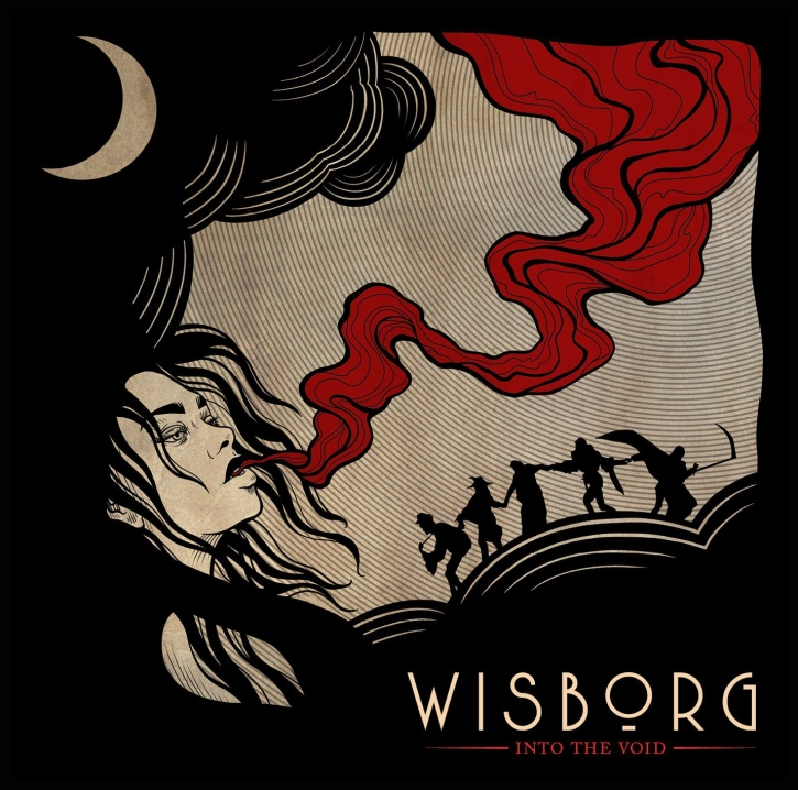 WISBORG Into The Void LP VINYL 2021 (VÖ 19.03)