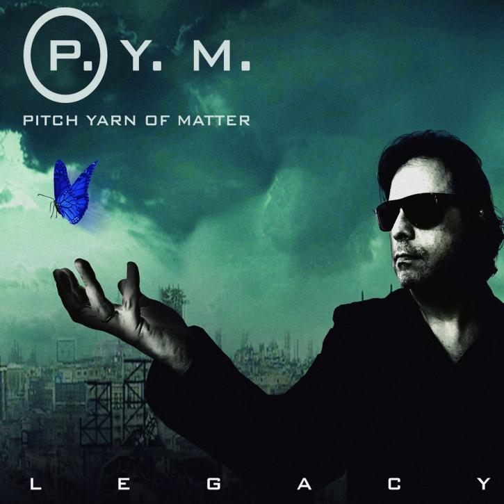 PITCH YARN OF MATTER Legacy CD Digipack 2021