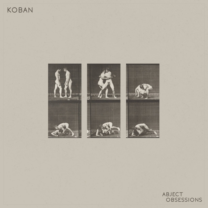 KOBAN Abject Obsessions CD Digipack 2016