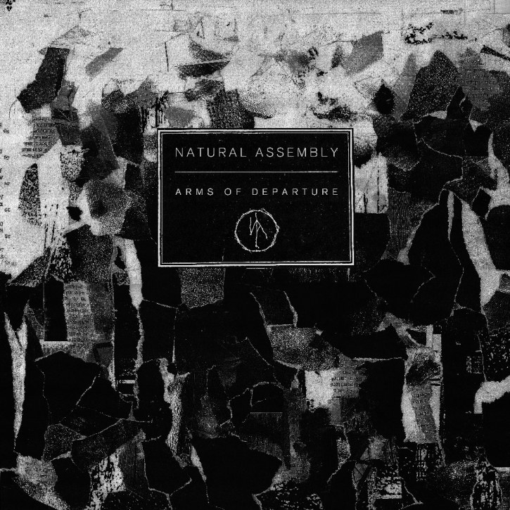 NATURAL ASSEMBLY Arms of Departure LIMITED LP VINYL 2012
