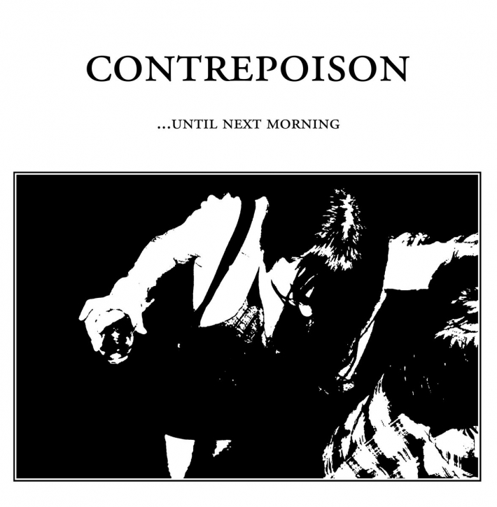 """CONTREPOISON Until next Morning LIMITED 12"""" VINYL 2011"""