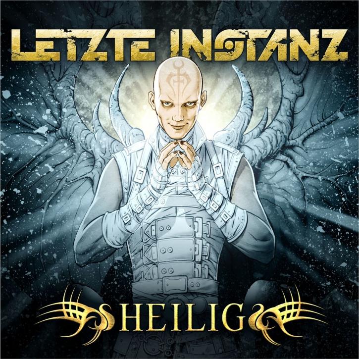 LETZTE INSTANZ Heilig CD 2021 (VÖ 12.03)