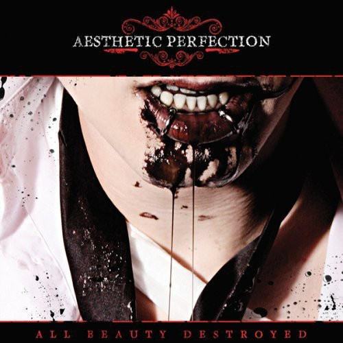AESTHETIC PERFECTION All Beauty Destroyed CD 2011