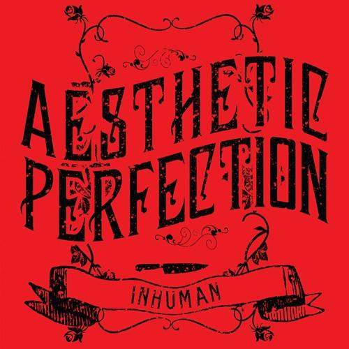 AESTHETIC PERFECTION Inhuman CD 2011