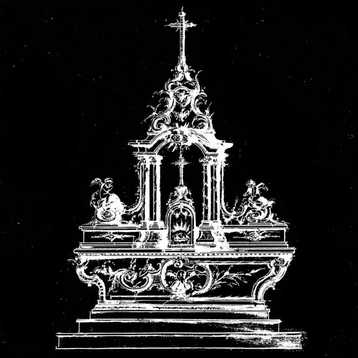 TWIN TRIBES Altars CD Digipack 2021