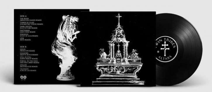 TWIN TRIBES Altars LIMITED LP BLACK VINYL 2021