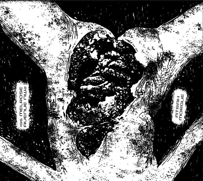 ATRAX MORGUE 195 Melrose Av NW2 [+bonus] CD Digipack 2021