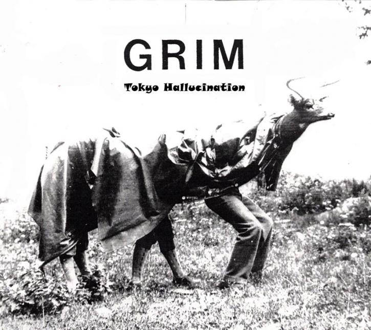 GRIM Tokyo Allucination CD Digipack 2021