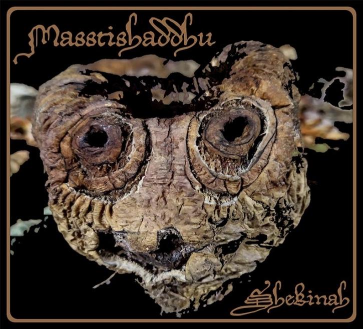 MASSTISHADDHU Shekinah CD Digipack 2021