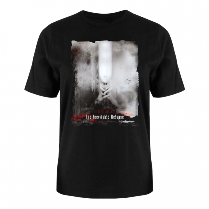 FIX8:SED8 The Inevitable Relapse Limited T-SHIRT