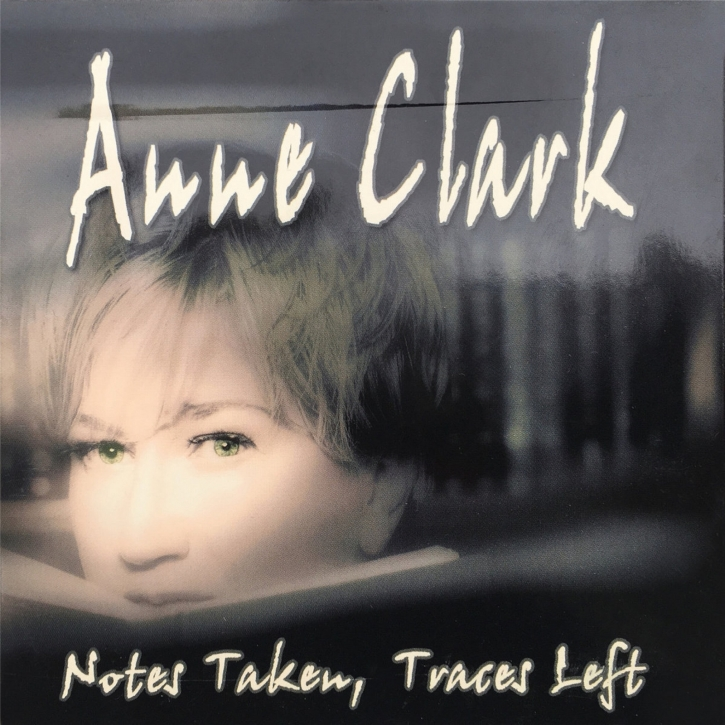 ANNE CLARK Notes Taken, Traces Left 2CD HÖRBUCH 2021 (VÖ 19.03)