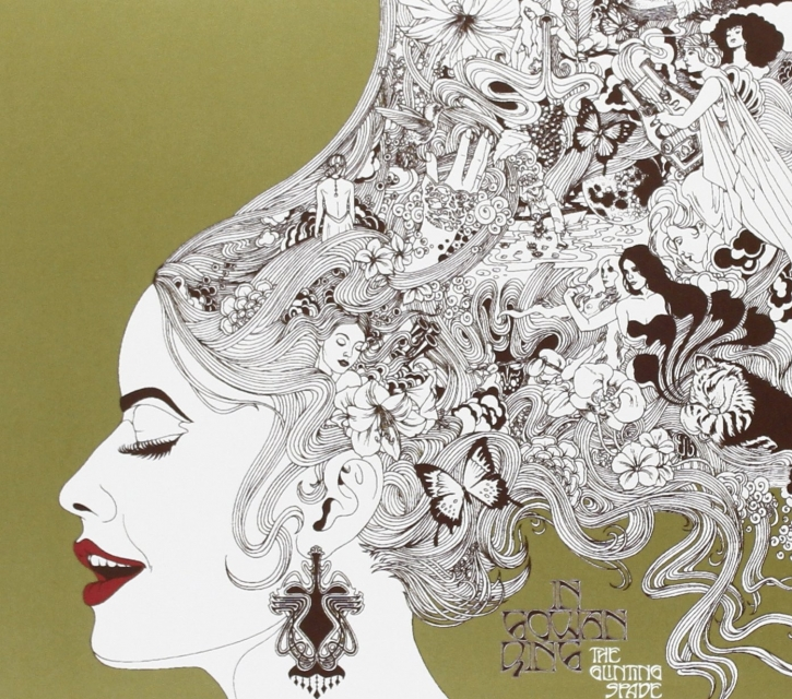 IN GOWAN RING The Glinting Spade CD Digipack 2013