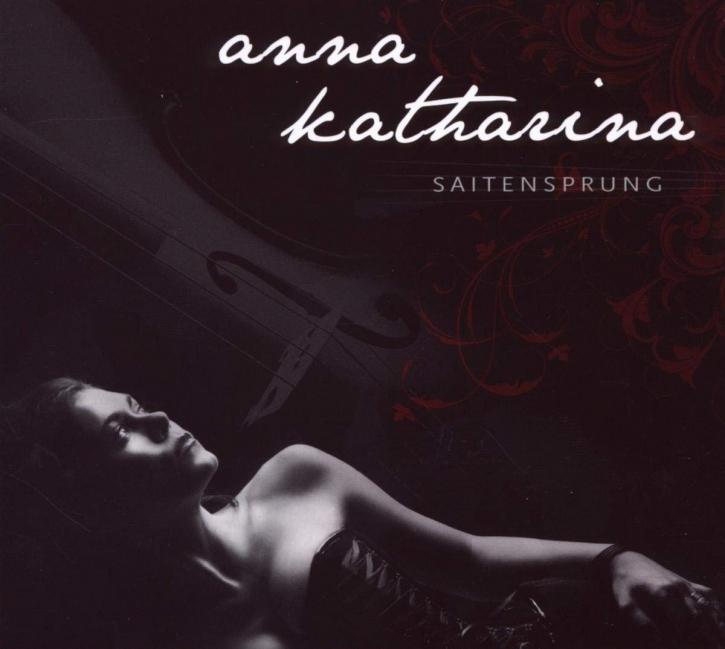 ANNA KATHARINA (SCHANDMAUL) Saitensprung CD Digipack 2009