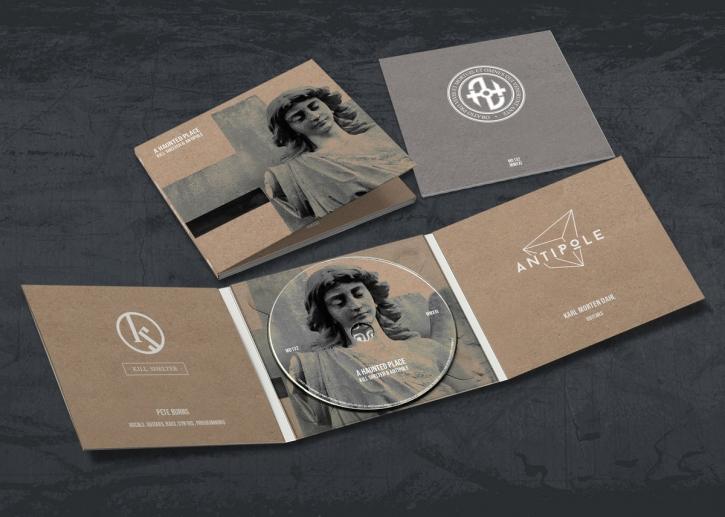 KILL SHELTER & ANTIPOLE A Haunted Place CD Digipack 2021