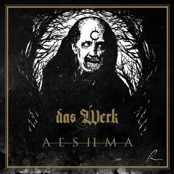 DAS WERK Aeshma CD 2021 (CENTHRON) (VÖ 26.03)